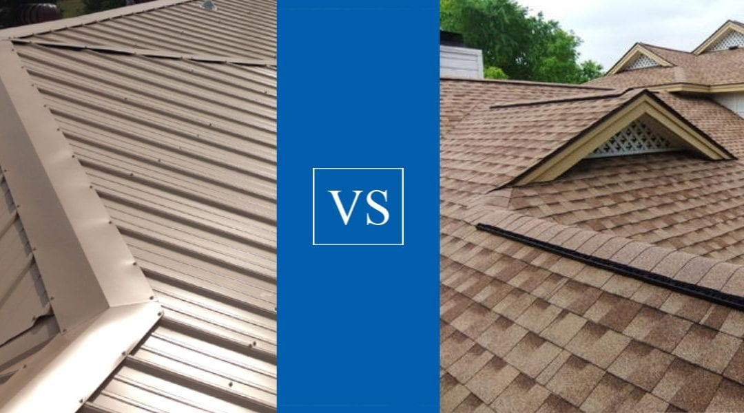 Metal Roofing vs Shingle Roofing: Which Should You Choose?